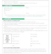 Class Registration Form Template School Registration Form Template