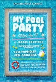 Party invitations stylish printable party invitations ideas full 450626 party invitation cards party invitation template word 972972. 36 Pool Party Invitation Templates Psd Ai Word Free Premium Templates