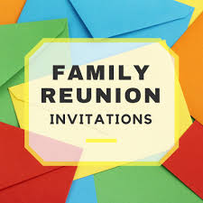 Family Reunion Flyers Templates Family Reunion Flyerplate Class Free Word Download Designs