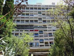 Dr Tony Shaw Cité Radieuse By Le Corbusier Marseille Bouches Du