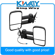 Online Shop Power Heated Towing Mirrors For 2003-2006 Chevy ...