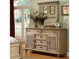 Riverside Bedroom Shutter Door Dresser 32460 Turner Furniture