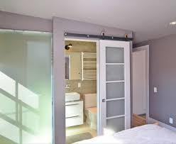 glass barn door hardware. Gorgeous Barndoor Hardware Trend Dallas Contemporary Bathroom Frosted Glass Barn Door H