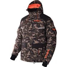 Fxr Excursion Jacket Army Urban Camo Orange Fxr Mens