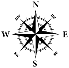 compass design compass nautical design wall decal contemporary wall decals by