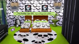 ... Bedroom, Each Consists Of A Single Bed And Double Bed, Wallpaper And A  Rug. Each Set Has 3 Patterns, They Are PandaLove, MissLadyBeetle And  GreenFrog.
