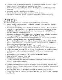 6 assisted in loan servicing loan servicer resume