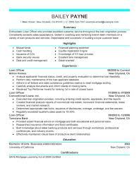 Bank Officer Resume Free Resume Example And Writing Download