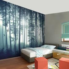 Fototapete Wald 396 X 280 Cm Vlies Wand Tapete Wohnzimmer