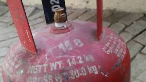 Checking Lpg Gas Cylinder Net Weight Youtube