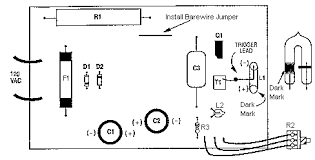 led strobe light circuit diagram the wiring diagram strobe light circuit diagram nest wiring diagram circuit diagram