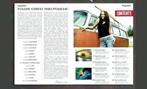 Free Magazine Template For Microsoft Word Magazine Layout Template Word Peam Me