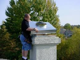 chimney chase cover replacement cost install