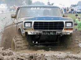 ford trucks mudding. Contemporary Ford Monster 4x4 Trucks Mudding Races With Ford R