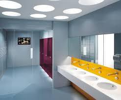 office bathroom decor. Office Bathroom Design With Fine Good Commercial Creative Decor