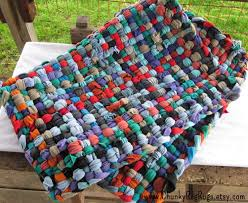 Fabric Rug Diy Diy Crafts Diy Room Decor Fabric Crafts Weaving Loom Weaving