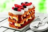 berry bliss cake