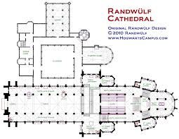 Floor Plan Of An English Gothic CathedralCathedral Floor Plans