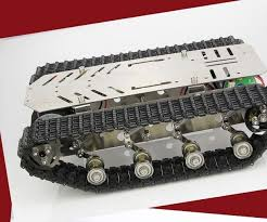 robot chassis stainless steel tanks
