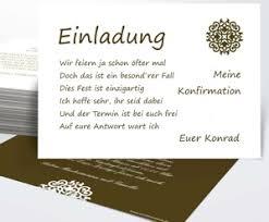 Konfirmation Einladungen Texte Für Einladungskarten Versschmiede