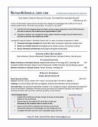 Good Resume Format Samples Popular Resume Formats Inspirational Best Resume Format Examples 9