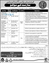 fwo ispr jobs opportunity in for 36 posts jobsworld
