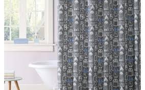 sizes target vinyl curtain rod bathroom holders sets rings charming shower beyond depot stall gold