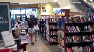 Flashmob at Barnes & Noble RIT bookstore