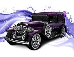 Cartoon Classic Cars Clip Arts Clipart Me