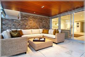Small Picture Rock Wall Living Room Ideas Living Room Ideas