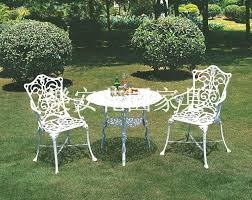 U Butterfly Patio Chair Cast Aluminum Garden Furniture  Chairs High Quality Series
