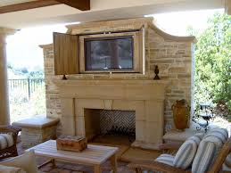 cabinets best chair restaurant wood high chair tv installation above fireplace with how high should