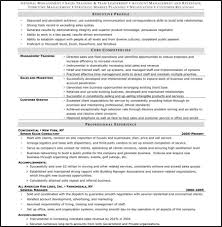 Resume Templates. Functional Resume Template Word: Executive Resume ...