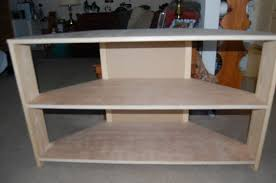 full size of homemade tv stand ideas how to build a tv stand out of plywood