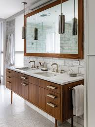 Bathroom Cabinets HGTV - Oak bathroom vanity cabinets
