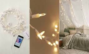 Bluetooth Speaker String Lights Adorable Brighten Your Bedroom With These Beautiful Bulbs