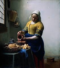 The Kitchen Webmuseum Vermeer Jan The Kitchen Maid