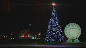 Texas Tech Carol Of Lights 2018 Get Ready For The 60th Annual Carol Of Lights Celebration At