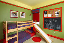Paint Colors Kids Bedrooms Kids Bedroom Paint Ideas For Walls Rectangular Brown Contemporary