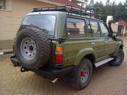 NairobiMail: TOYOTA LAND CRUISER 80 SERIES 4200CC DIESEL 24 VALVE ...