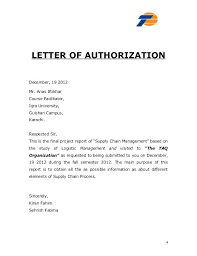 Sample Certificate Of Service Letter Best Of Authorization Letter