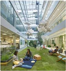 office gardens. Gardens And Gardeing At The Office Brings Wellbeing Benefits To Employees Genus Performance Gardenwear