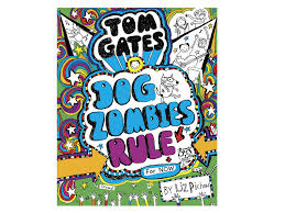 in this latest book of the wildly por series tom gates has big plans for his band dogzombies to be the best band in the whole wild world