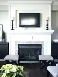 fireplace mantel decorating ideas with tv fireplace mantel decorating ideas with above mounting above fireplace service