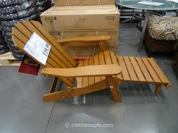 best adirondack chairs with pull out footrest adirondack chair with ottoman