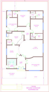D Front Elevation com  Kanal House Plan CDA islamabad   maps     D Front Elevation com  Kanal House Plan CDA islamabad   maps   Pinterest   House plans  House and d