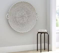 rattan wall art black and white basket wall art wicker wall art uk best wall art