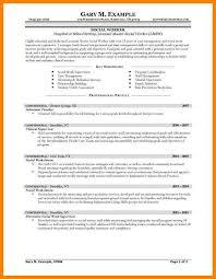 Social Work Resumes Fascinating 48 Social Work Resumes Samples Paigesivierart