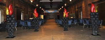 Fire And Ice Decorations Design Proms Party 'til You POP LLC 41