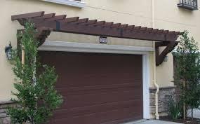 garage door arborFypon Pvc Trellis System Adds Architectural Interest to Garage